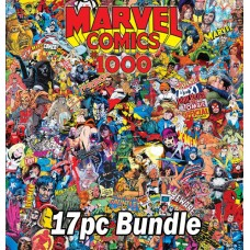 MARVEL COMICS #1000 REG & VARIANT COVER 17PC BUNDLE @A