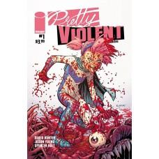 PRETTY VIOLENT #1 CVR B OTTLEY (MR)