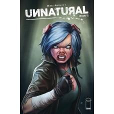 UNNATURAL #12 (OF 12) CVR B BONETTI (MR)