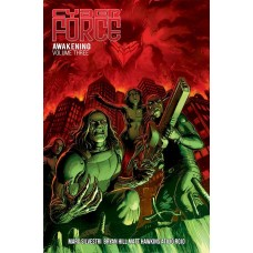 CYBER FORCE AWAKENING TP VOL 03 (MR) @D
