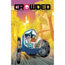 CROWDED #8 CVR A STEIN BRANDT & FARRELL @D