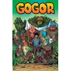 GOGOR #4 @D