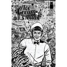 ICE CREAM MAN #14 CVR B B&W RENTLER (MR)