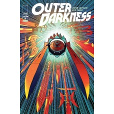 OUTER DARKNESS #9 (MR) @D