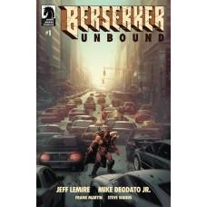 BERSERKER UNBOUND #1 (OF 4) CVR A DEODATO @S