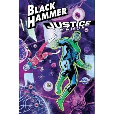 BLACK HAMMER JUSTICE LEAGUE #2 (OF 5) CVR A WALSH @D