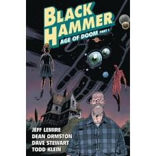 BLACK HAMMER TP VOL 03 AGE OF DOOM PART I @D