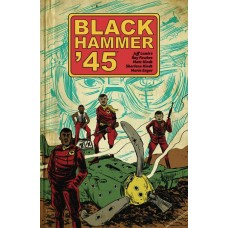 BLACK HAMMER 45 WORLD OF BLACK HAMMER TP VOL 01 (C: 0-1-2)