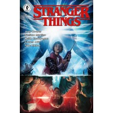 STRANGER THINGS #1 CVR A BRICLOT @U