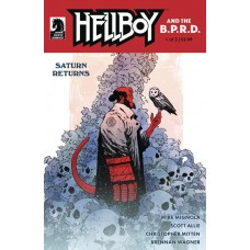 HELLBOY AND THE BPRD SATURN RETURNS #1 (OF 3) @D