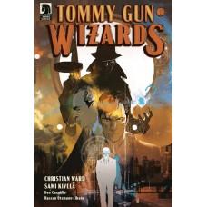 TOMMY GUN WIZARDS #1 (OF 4) CVR A CUNNIFE
