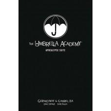 UMBRELLA ACADEMY LIBRARY EDITION HC VOL 01 APOCALYPSE SUITE @D