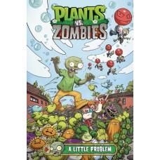 PLANTS VS ZOMBIES A LITTLE PROBLEM HC (C: 1-1-2) @D