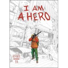 I AM A HERO OMNIBUS TP VOL 11 (C: 1-1-2)