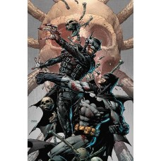 BATMAN WHO LAUGHS #7 (OF 7) VARIANT @D