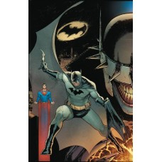 BATMAN SUPERMAN #1 BATMAN COVER @S