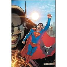 BATMAN SUPERMAN #1 SUPERMAN COVER @D