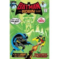 BATMAN #232 FACSIMILE EDITION @D