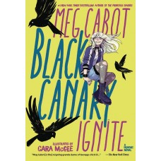 BLACK CANARY IGNITE TP DC ZOOM @D