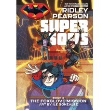 SUPER SONS BOOK 02 THE FOXGLOVE MISSION TP DC ZOOM @D
