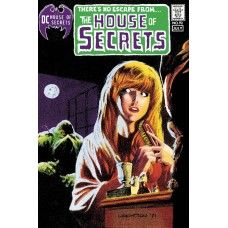 HOUSE OF SECRETS #92 FACSIMILE EDITION