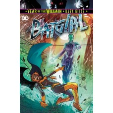 BATGIRL #38 BATTLE DAMAGE CVR YOTV DARK GIFTS @D