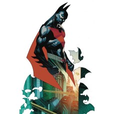BATMAN BEYOND #35 VARIANT @D