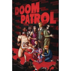DOOM PATROL WEIGHT OF THE WORLDS #2 (MR) @D