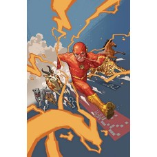 FLASH #77 CARD STOCK VARIANT YOTV DARK GIFTS