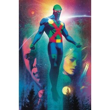 MARTIAN MANHUNTER #8 (OF 12) VARIANT
