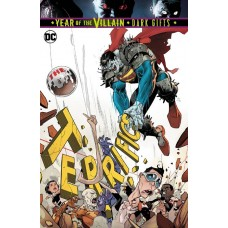 TERRIFICS #19 BATTLE DAMAGE CVR YOTV DARK GIFTS