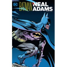 BATMAN BY NEAL ADAMS TP BOOK 01 @D