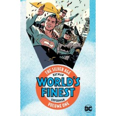 BATMAN & SUPERMAN IN WORLDS FINEST TP VOL 01 THE SILVER AGE @S