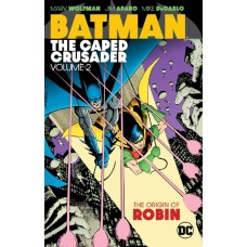 BATMAN THE CAPED CRUSADER TP VOL 02 @D