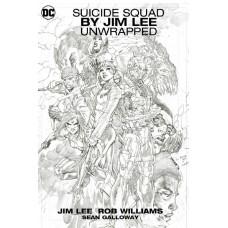 SUICIDE SQUAD UNWRAPPED BY JIM LEE HC @D