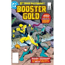 BOOSTER GOLD THE BIG FALL HC @T