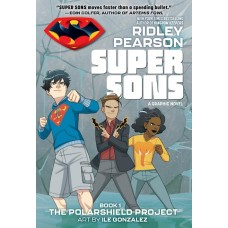 SUPER SONS BOOK 01 THE POLAR SHIELD PROJECT TP DC ZOOM @D