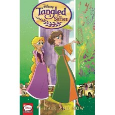 TANGLED THE SERIES HAIR AND NOW TP (C: 1-1-2)