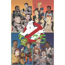 GHOSTBUSTERS 35TH ANNIVERSARY COLLECTION TP (C: 1-1-2)