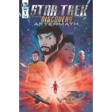 STAR TREK DISCOVERY AFTERMATH #1 (OF 3) CVR A HERNANDEZ (C: