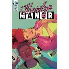 MARILYN MANOR #3 (OF 4) CVR A ZARCONE