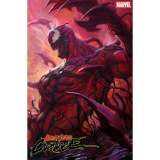 ABSOLUTE CARNAGE #1 (OF 4) ARTGERM VARIANT AC @D