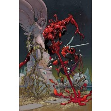 ABSOLUTE CARNAGE VS DEADPOOL #1 (OF 3) FERRY VARIANT AC @D