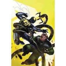 SPIDER-MAN CITY AT WAR #6 (OF 6) TSANG VARIANT @D