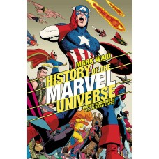 HISTORY OF MARVEL UNIVERSE #2 (OF 6) RODRIGUEZ VARIANT @D