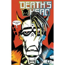 DEATHS HEAD #2 (OF 4) @D