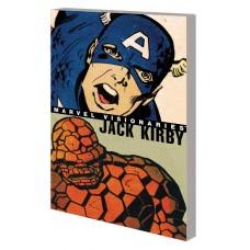 MARVEL VISIONARIES TP JACK KIRBY @D