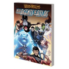 WAR OF REALMS NEW AGENTS OF ATLAS TP @S