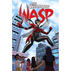 UNSTOPPABLE WASP UNLIMITED TP VOL 02 GIRL VS AIM @D