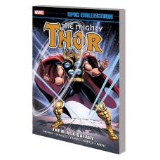 THOR EPIC COLLECTION TP BLACK GALAXY @D